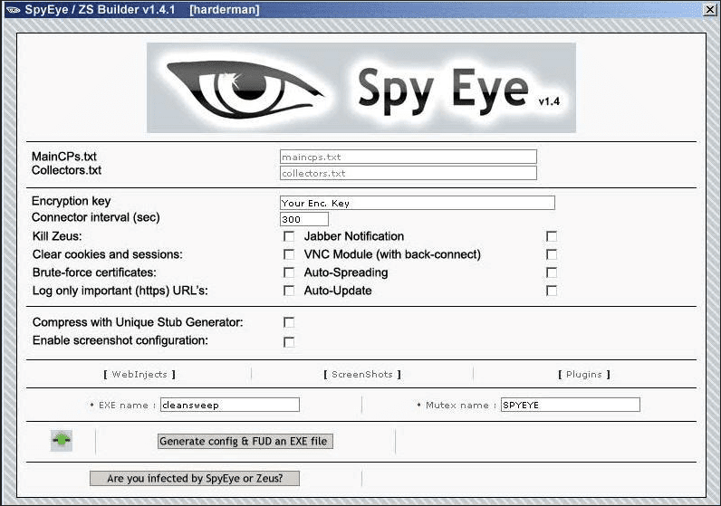 Software hacker