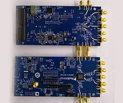 PCBA for radio frequency