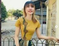 Kenalin Su Naing, Wanita Myanmar yang Punya Pinggang Super Kecil