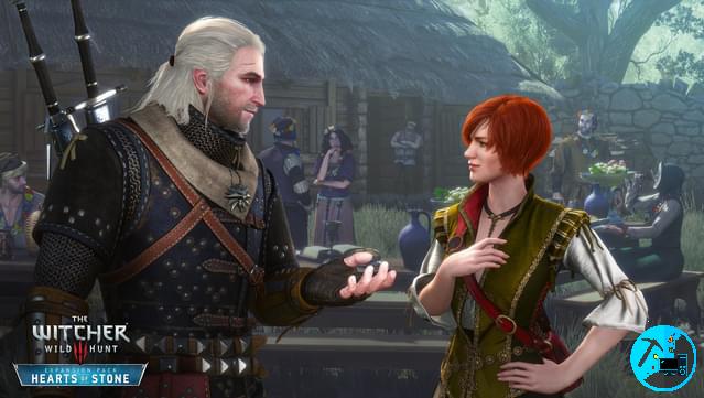 لعبة The Witcher 3: Wild Hunt