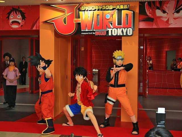 J World Tokyo HD