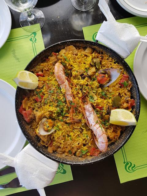 Paella da Bahia a La Pared-Fuerteventura