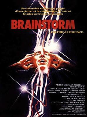 Póster película Proyecto Brainstorm