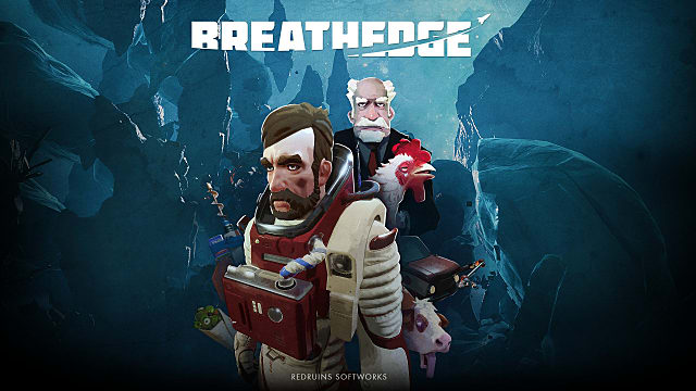 Questions about Breathedge? That way!