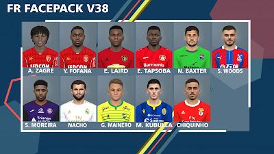 PES 2017 Facepack v38 by FR Facemaker