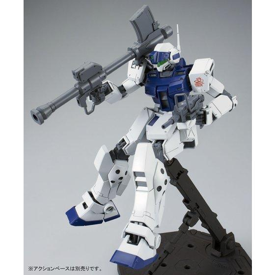 P-Bandai: MG 1/100 GM Sniper II [White Dingo]
