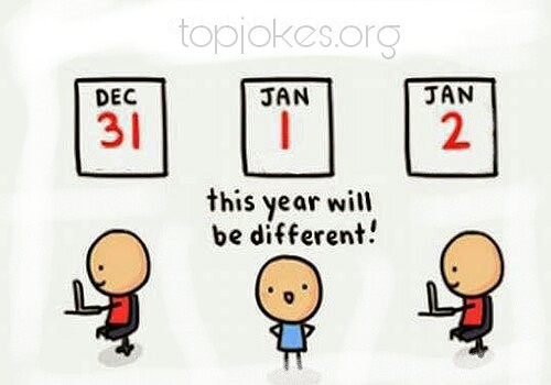 Best Top Funny Happy New Year 2018 SMS and Status - topjokes.org ...