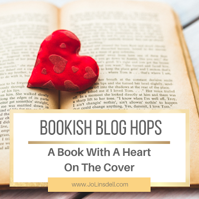 Bookish Blog Hops: A Book With A Heart On The Cover