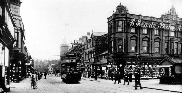 Hyde Cheshire Blog: Market Place