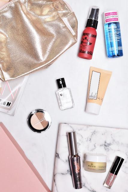 Birchbox Glitter Kit: Top Rated Birchbox-Exclusives - Life Of A Beauty Nerd