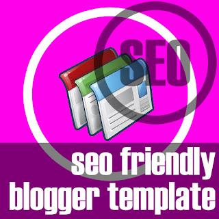 Template SEO Friendly untuk Blog