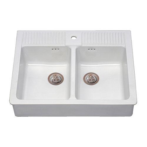 Undermount Sink Ikea : ikea farmhouse kitchen sink browse kitchen double sink art similar ...