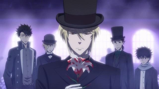 Yukoku no Moriarty อาชญากรรมของมอริอาร์ตี้ (Moriarty the Patriot: 憂国のモリアーティ)