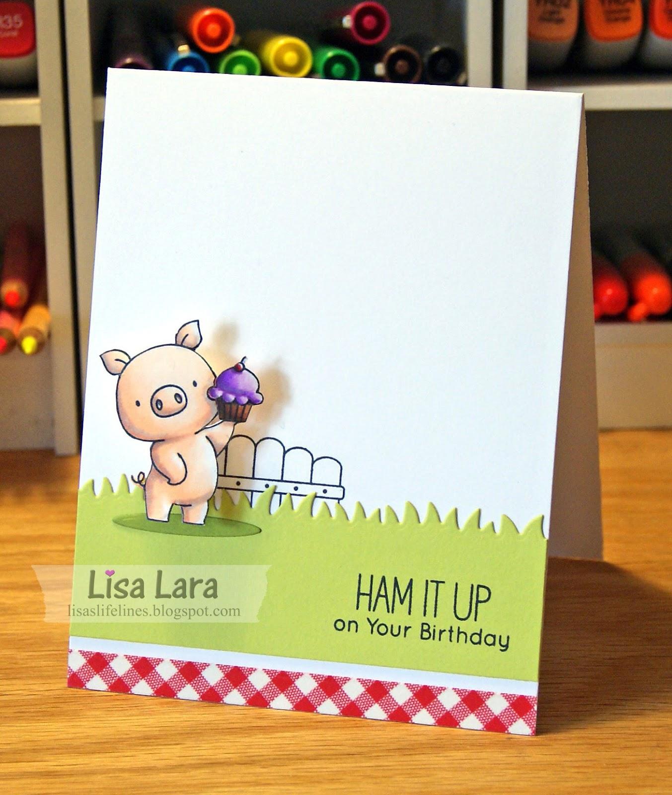 Lisa's Life Lines: Happy Birthday Katie
