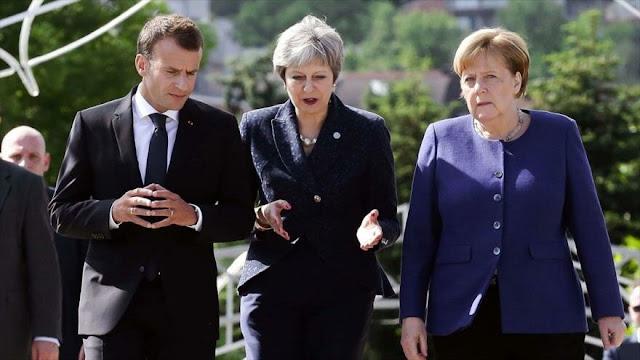 Europa pide a Irán retirar su decisión sobre compromisos de JCPOA