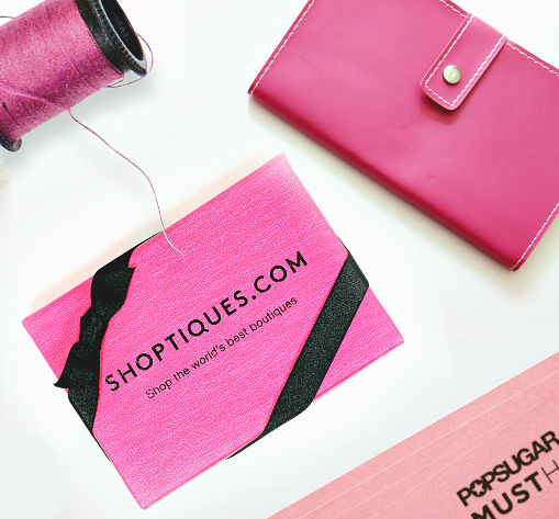 Shoptiques gift card for popsugar must have august box by barbies beauty bits