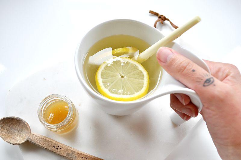 Healthy detox teas