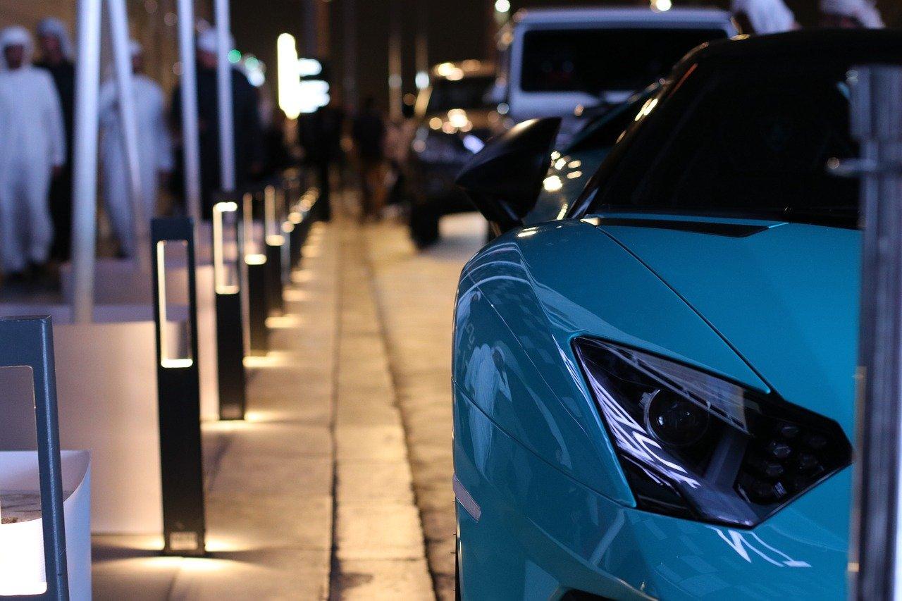 Dubai Supercar Hotspots