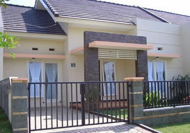 Contoh Bangunan Rumah Sederhana Nan Minimalis Bagi ...