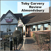 Front view of the Toby Carvery at Almondsbury