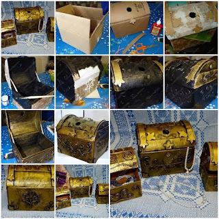 Kutudan Sandık Yapımı