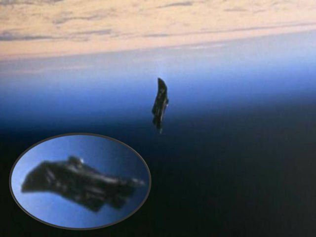 The Black Knight Satellite