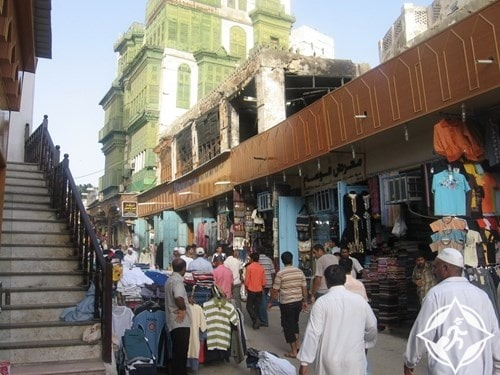 سوق البلد القديمة
