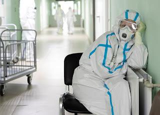 Врач заболел Ковид 19 | Кострома