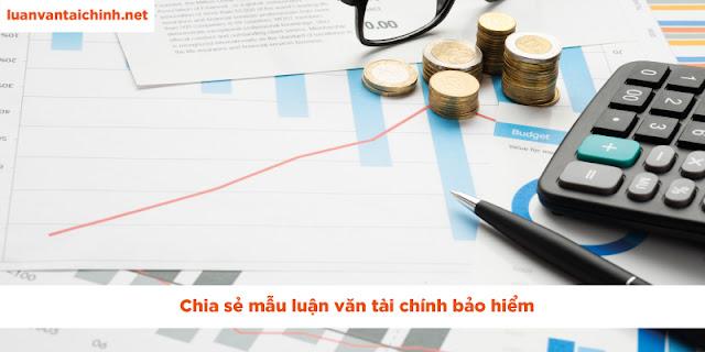luận văn tài chính bảo hiểm