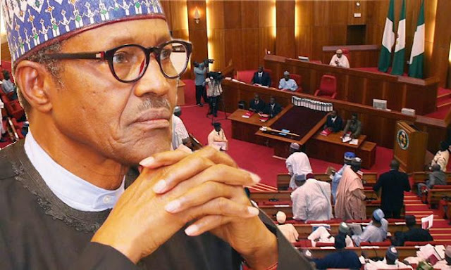 Senate To Buhari: You Can't Remove CJN... Supreme Court Told To Reinstate Onnoghen