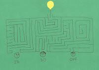 Lav din egen labyrint