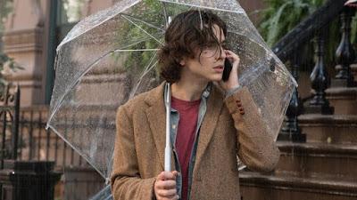 Crítica de 'Día de lluvia en Nueva York' la nueva comedia de Woody Allen