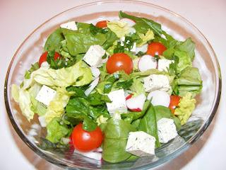 retete salate de primavara de post pentru sanatate,