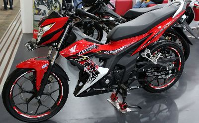 All New Honda Sonic 150