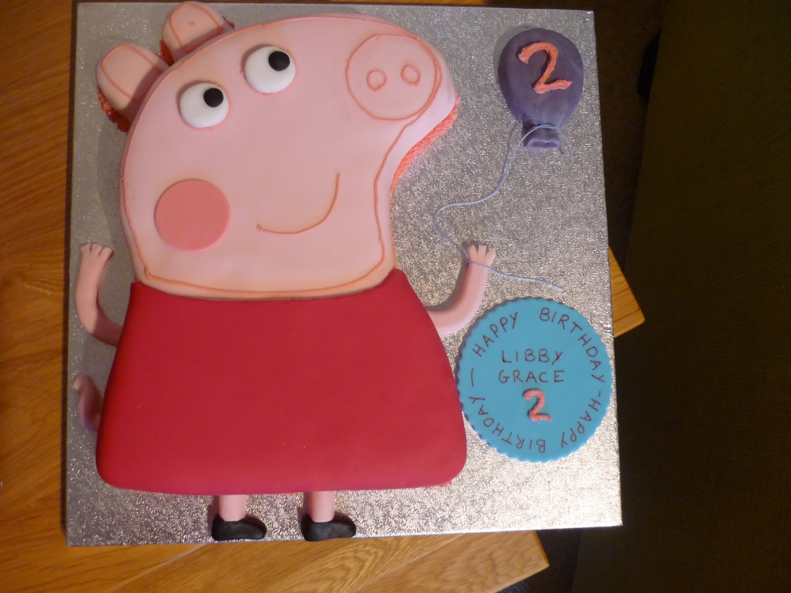 Peppa pig cake template search results calendar 2015 for Peppa pig cake template free