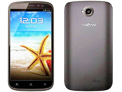 Vendor Smartphone lokal yang cukup kita kenal dengan nama Advan sanggup dikatakan berhasil  Harga dan Spesifikasi Advan Gaia Mini S4H Febuari 2016