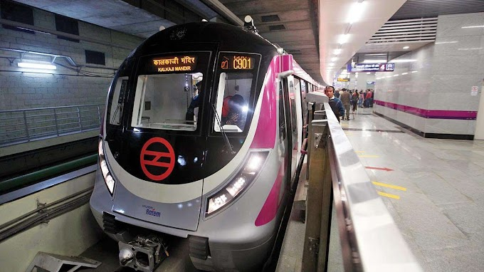 Delhi Metro to resume train services with 50 percent capacity from Monday