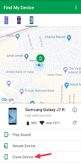 How To Use Google Find My Device App In Android