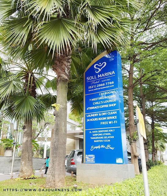 Review Hotel Soll Marina Serpong