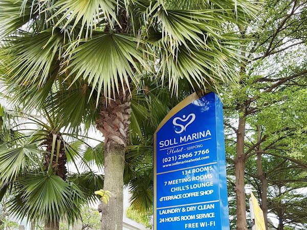 [Review] Hotel Soll Marina Serpong