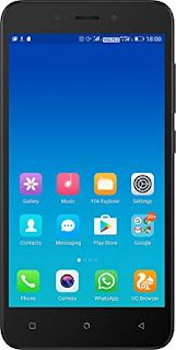 Gionee X1 (Black, 16GB),Gionee X1 Black
