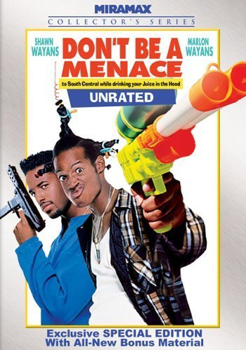 Poster Of Don't Be A Menace To South Central 1996 720p BRRip Full Movie Download