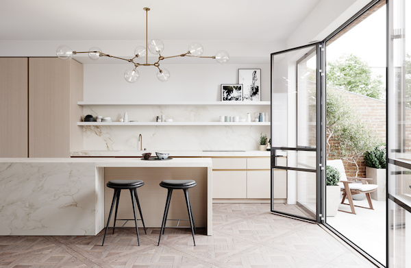 Vosgesparis Five Characteristics Of A Minimalist Kitchen