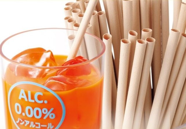 Mengurangi Sampah Plastik, inilah Sedotan yang terbuat dari bambu