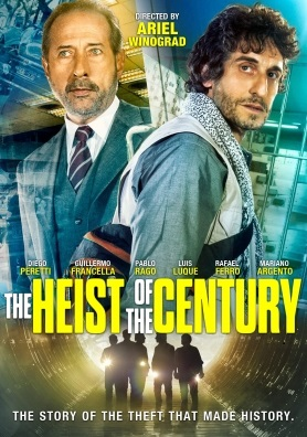 The Heist of the Century Hindi Dubbed 2020 Full Movie In Dual Audio 720p