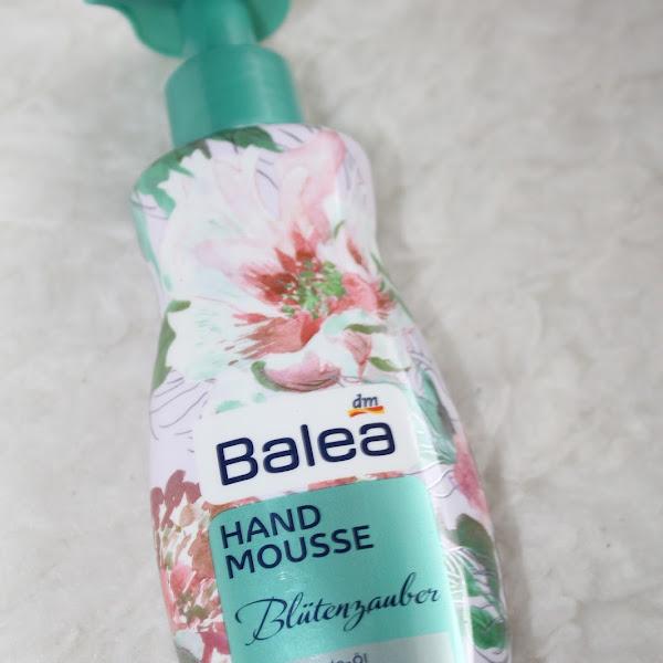 [Review] Balea - Handmousse Blütenzauber