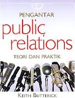 AJIBAYUSTORE  Judul Buku : Pengangar Public Relations Teori Dan Praktik