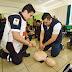 Capacita Cruz Roja a mil 980 docentes brigadistas del edoméx