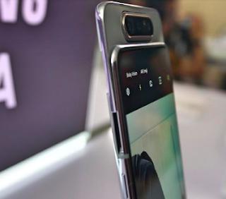 Kelebihan Samsung Galaxy A80, Cocok untuk Fotografi!