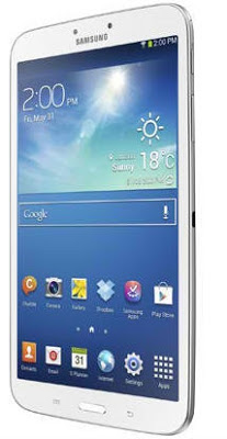 The new GALAXY Tab 3 8-inch